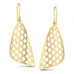 Latticed Triangle Lace Earings.jpg